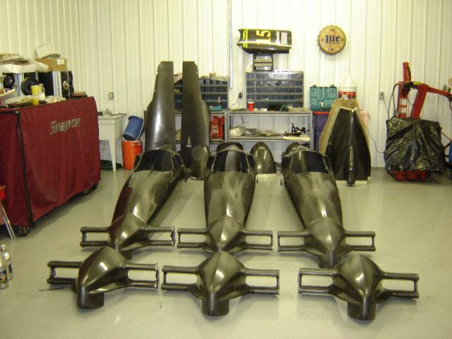 Formula Vee Build The Caracal d Formula Vee